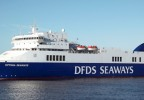 DFDS Seaways specialūs pasiūlymai