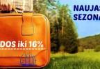 Išankstiniai pažintinių kelionių autobusu  pardavimai! Nuolaidos iki 16% !