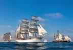 The Tall Ships Races 2017 REGISTRACIJA plaukimams